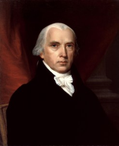James Madison (Source: Wikipedia)