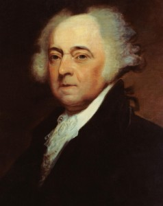 John Adams (Source: Wikipedia)